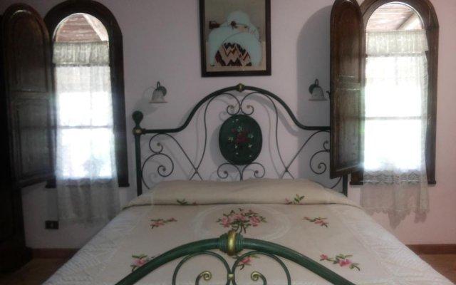 Отель Casal D'upupa Дзагароло комната для гостей