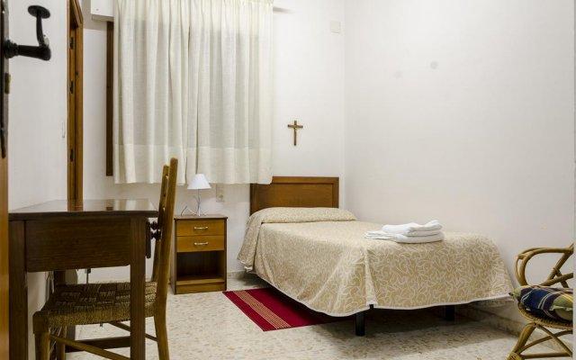 Отель Convento Madre de Dios de Carmona комната для гостей