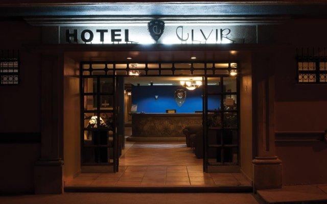 Hotel Elvir вид на фасад