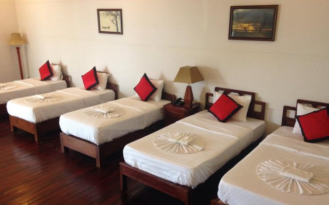 Chi Nguyen Hotel комната для гостей