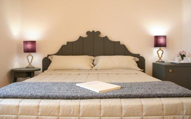 Отель Relais Villa Sant'Isidoro Корридония комната для гостей