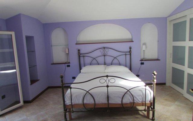 Отель La Rosa di Finale Ласкари комната для гостей
