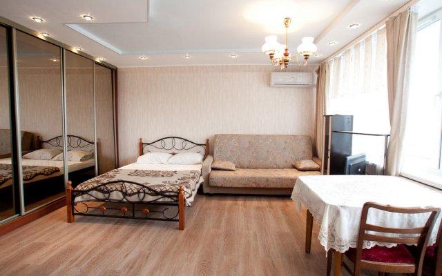Апартаменты Оптима Апартаменты на Динамо комната для гостей