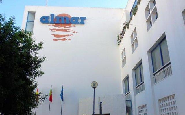 Almar Hotel Apartamento вид на фасад