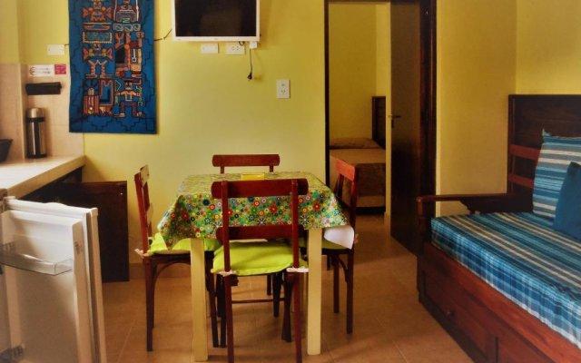 Отель Les Arcs Departamentos Ла-Мерсед комната для гостей