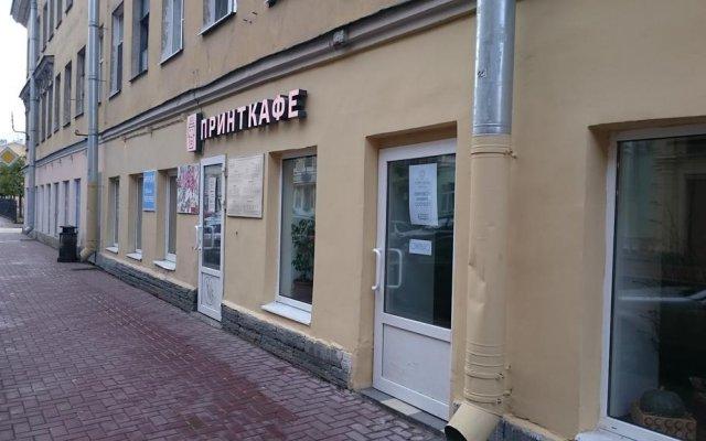 Гостиница Homestay Gagarinskaya 15 вид на фасад