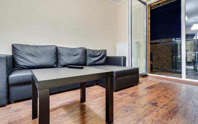 Отель Penguin Rooms 2217 on Dmowskiego Street Вроцлав комната для гостей