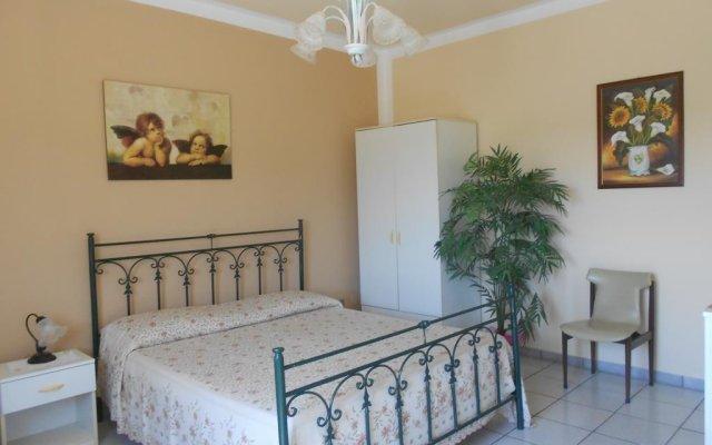 Отель B & B La Gioconda Поджардо комната для гостей