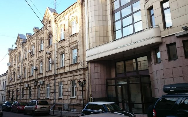 Гостиница Kinodom na Deribasovskoy вид на фасад