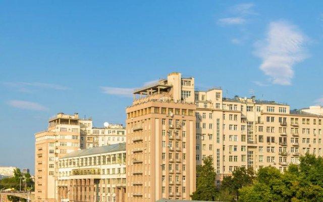 Гостиница Penthouse with Kremlin Views вид на фасад