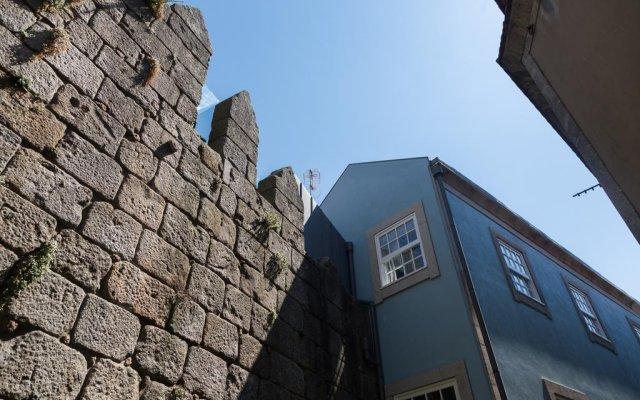 Отель Seventyset Flats - Porto Historical Center вид на фасад