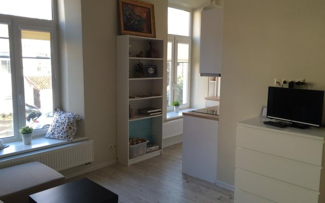 Апартаменты IGo apartment Uzupis комната для гостей