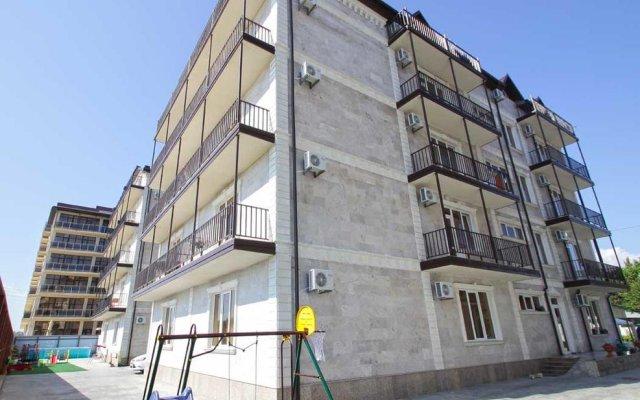 Hotel Avdaliya вид на фасад