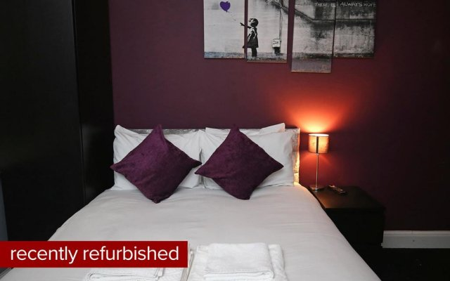 REM Hotel комната для гостей