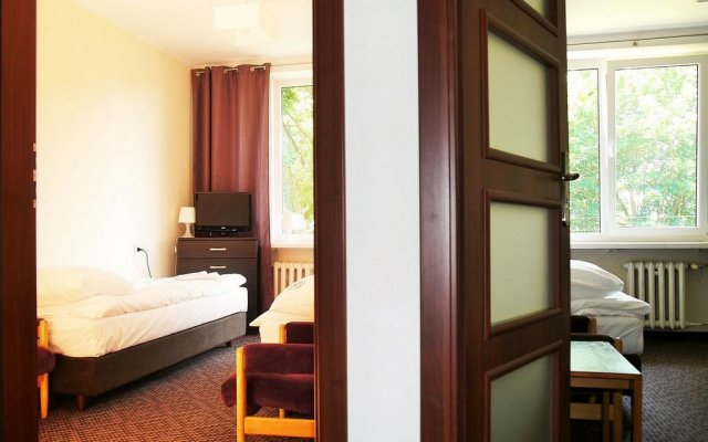 Отель Osrodek Sanatoryjno - Wypoczynkowy Perla Сопот комната для гостей