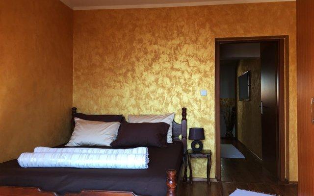 Апартаменты Apartments Nikčević комната для гостей