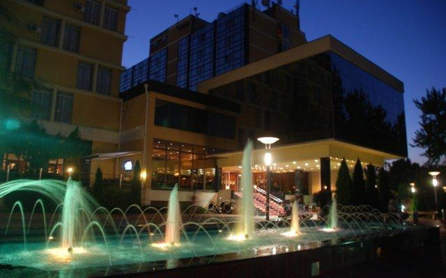 Hotel Park Рума вид на фасад
