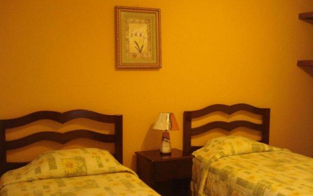 Hotel Brisas de Copan комната для гостей