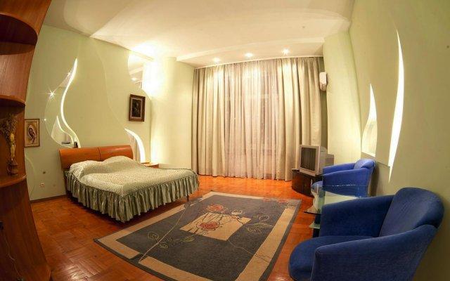 Гостиница City Center Aparts комната для гостей