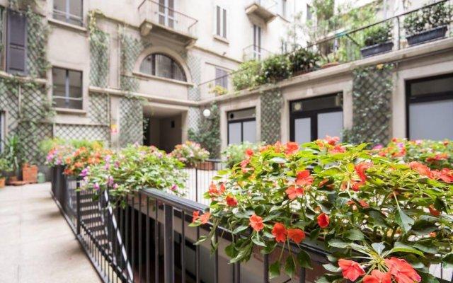 Отель Milano Suite Centro Италия, Милан - отзывы, цены и фото номеров - забронировать отель Milano Suite Centro онлайн балкон