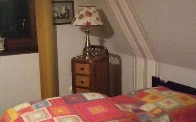 Отель Zakopanachata Закопане комната для гостей
