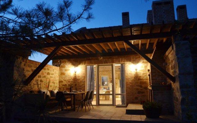 Гостиница Rosemarino Country House вид на фасад
