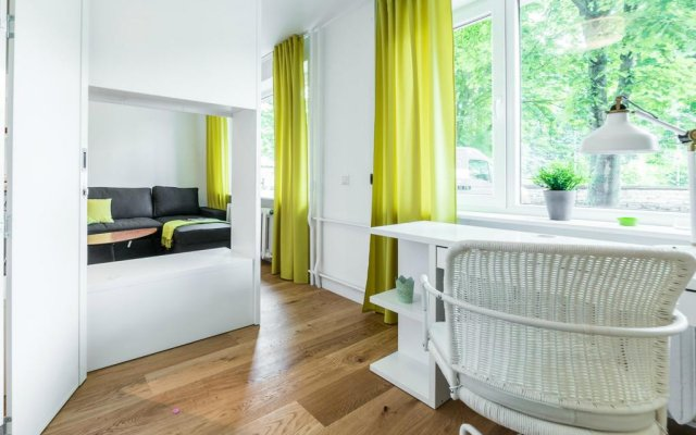 Апартаменты Best Apartments - Stroomi комната для гостей