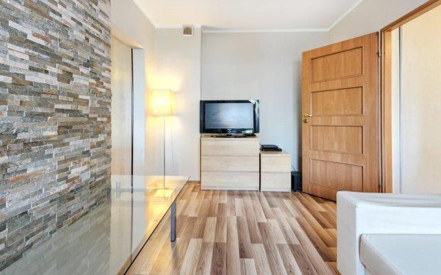 Отель Sopockie Apartamenty - Aventura Польша, Сопот - отзывы, цены и фото номеров - забронировать отель Sopockie Apartamenty - Aventura онлайн комната для гостей