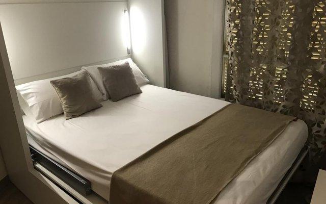 Апартаменты Studio Villa Halévy Ницца комната для гостей