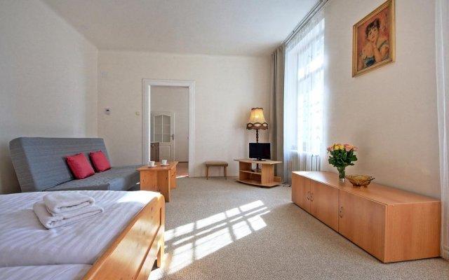 Отель St. Michael Чехия, Прага - отзывы, цены и фото номеров - забронировать отель St. Michael онлайн комната для гостей