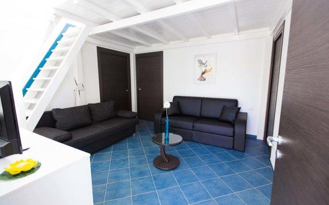 Отель Villa Amateia Сиракуза комната для гостей