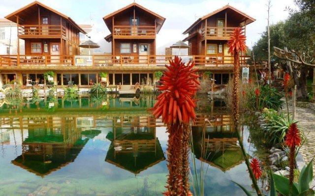 Отель Eco Sound - Ericeira Ecological Resort вид на фасад