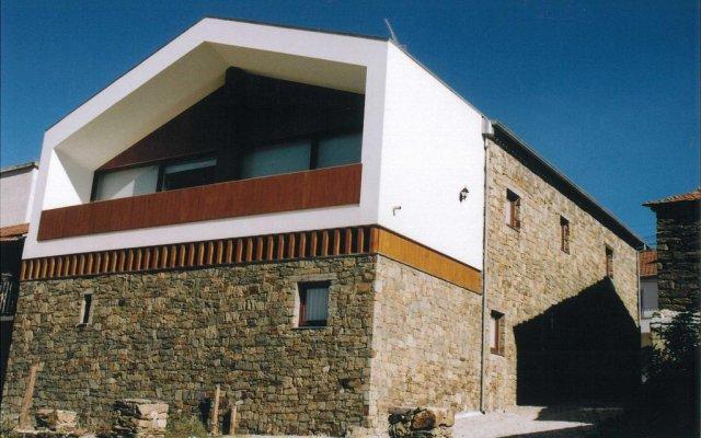 Отель Casa Luís Gonzaga вид на фасад
