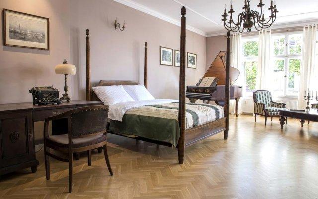 Отель PixelHome Kamienica Pisarzy комната для гостей