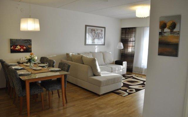 Отель Karviaismäki Park Финляндия, Хельсинки - отзывы, цены и фото номеров - забронировать отель Karviaismäki Park онлайн комната для гостей