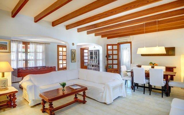 Отель Cas Menescal Испания, Коста-де-лос-Пинос - отзывы, цены и фото номеров - забронировать отель Cas Menescal онлайн комната для гостей