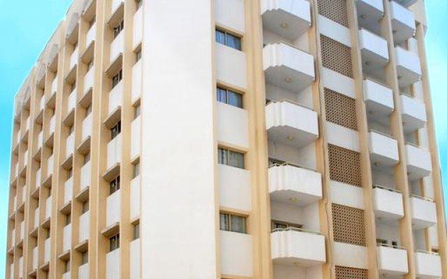 Lavender Hotel Apartments Dubai вид на фасад