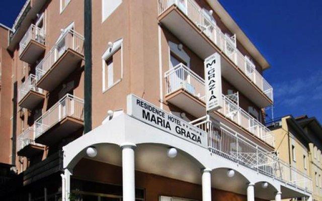 Hotel Residence Maria Grazia вид на фасад
