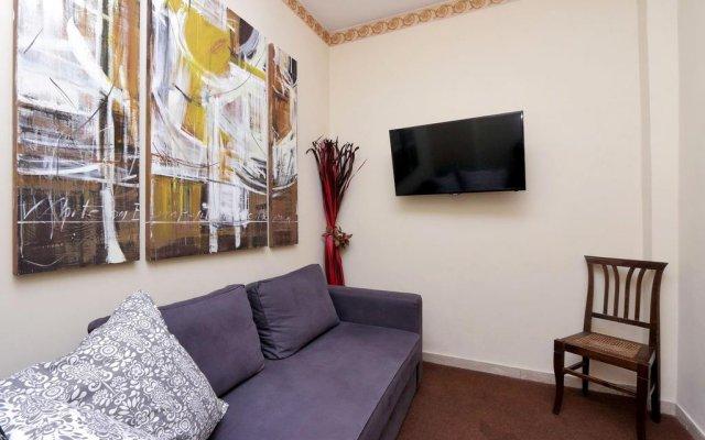 Отель Appartaments Marrucini Италия, Рим - отзывы, цены и фото номеров - забронировать отель Appartaments Marrucini онлайн комната для гостей