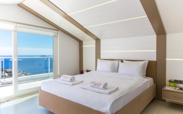 Отель Villa Chremado Калкан комната для гостей