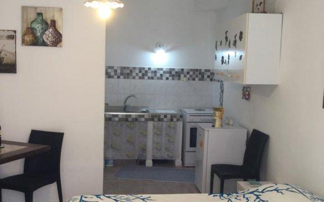 Отель Casa Argonauti Сиракуза комната для гостей