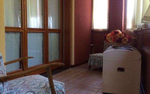Отель Agriturismo Mezzaluna Италия, Сан-Мартино-Сиккомарио - отзывы, цены и фото номеров - забронировать отель Agriturismo Mezzaluna онлайн комната для гостей