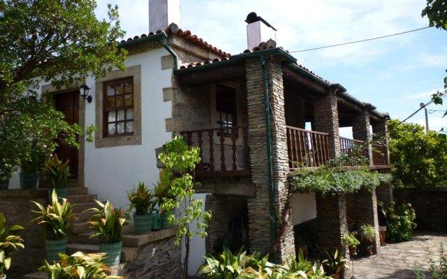 Отель Casa dos Araújos вид на фасад