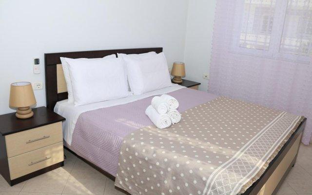 Отель My Ksamil Guesthouse комната для гостей