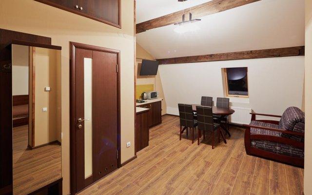 Гостиница Aparthotel Na Mytniy комната для гостей