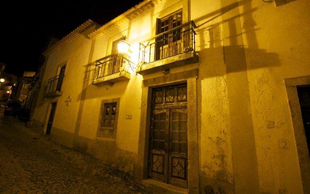 Отель Casa do Candeeiro вид на фасад