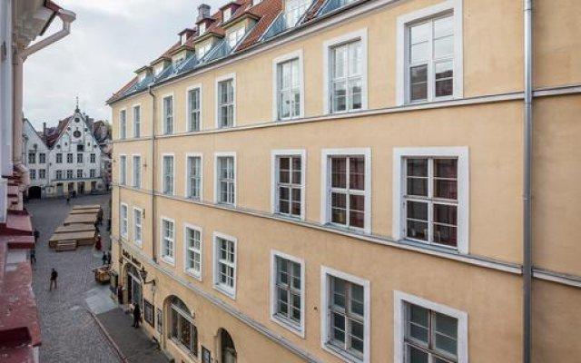 Апартаменты Best Apartments - Vene 4 вид на фасад