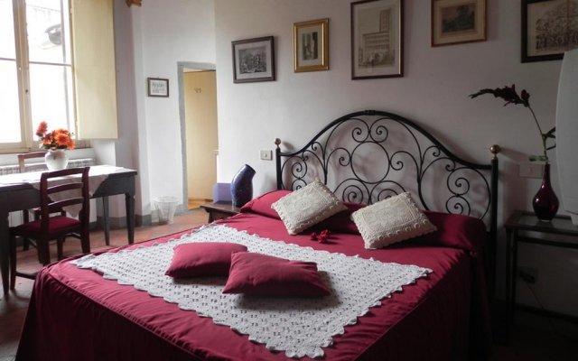 Отель Camera con Vista Ареццо комната для гостей