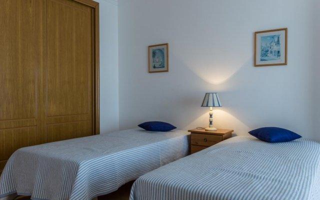 Отель Akisol Monte Gordo Sun II комната для гостей