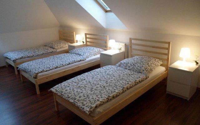 Отель Holiday Home Mierki комната для гостей